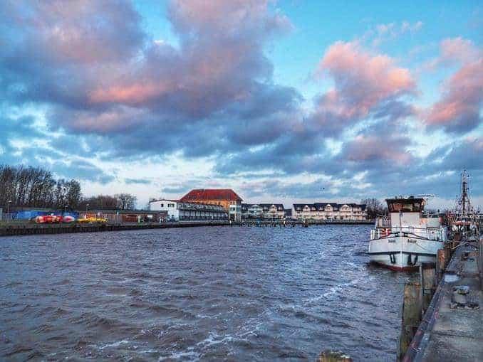 Karlshagen Hafen