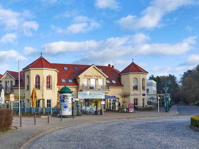 Restaurant Ostseebad Karlshagen