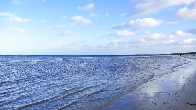 Karlshagen Blick über das Meer