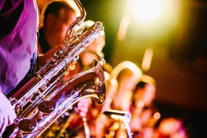 Saxophone Baltic Soul Weekender Weissenhäuser Strand