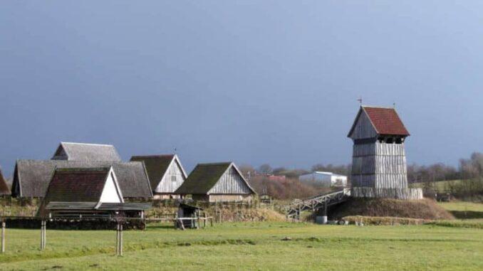 Turmhügelburg Lütjenburg