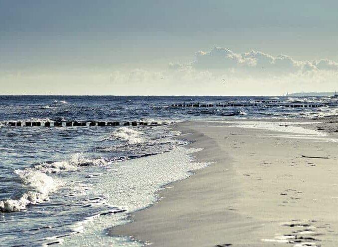 Urlaub am Weißenhäuser Strand