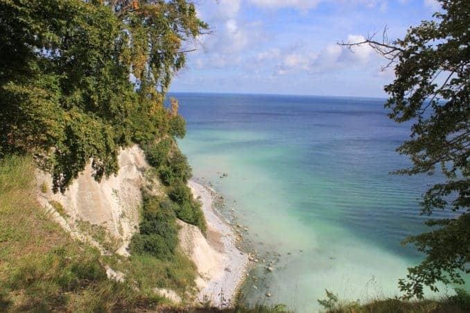 Nationalpark-Jasmund Ostseeinsel Rügen 🇩🇪 Urlaubsorte