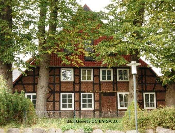 Fachwerkhaus Bad Schwartau
