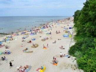 Urlaub im Seebad Rewal (Polnische Ostsee) 🇵🇱 Urlaubsorte