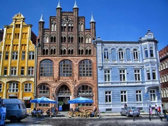 stralsund Ostseeinsel Rügen 🇩🇪 Urlaubsorte
