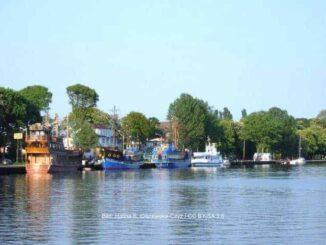 Dziwnow (Dievenow) Polnische Ostsee 🇵🇱 Urlaubsorte
