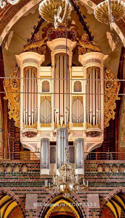 orgel-schleswiger-dom Schleswiger Dom (St.-Petri-Dom) 🇩🇪 Ausflugsziele