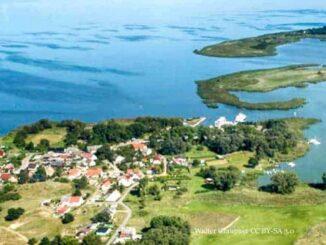 Altwarp der nordöstlichste Festlandpunkt 🇩🇪 Urlaubsorte