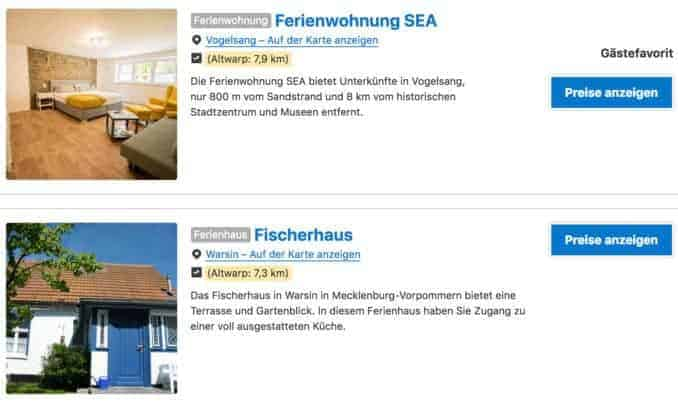 altwarp-ferienhaus Altwarp Ostseeurlaub in idyllischer Natur 🇩🇪 Urlaubsorte