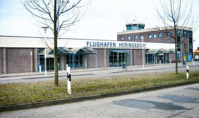 Flughafen Heringsdorf Gemeinde Garz