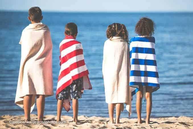 Kinder Ostsee Spiel