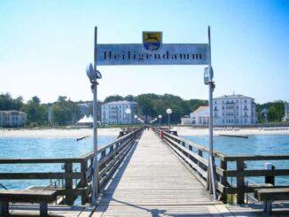 Heiligendamm ältester Seebadeort Deutschlands
