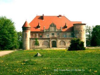Schloss Stolpe Dargen auf der Sonneninsel Usedom