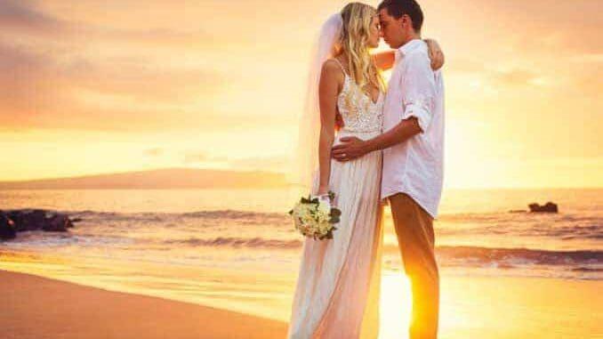 Heiraten am Ostseestrand