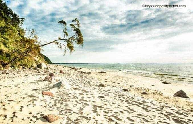 Wolin polnische Ostsee - Stadt und Insel
