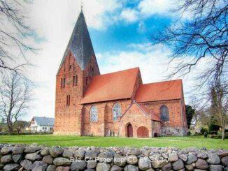 Ostsee Urlaub in Bobitz Nähe Wismar - Kirche in Beidendorf