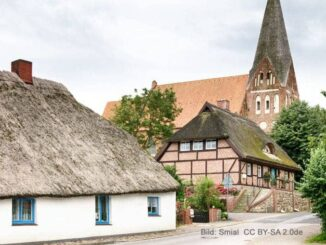 Urlaub in Poseritz auf der Insel Rügen 🇩🇪 Urlaubsorte