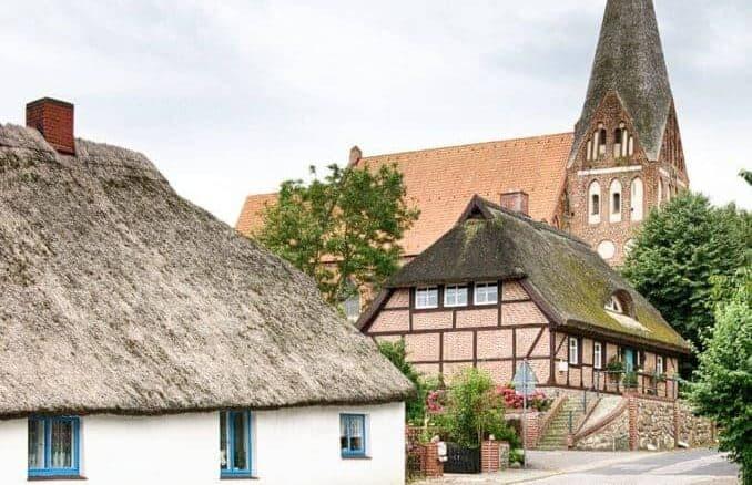 Poseritz auf der Urlauberinsel Rügen