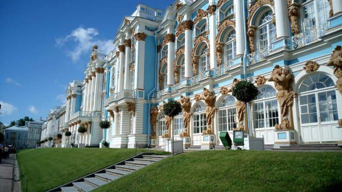St Petersburg Russische Ostsee