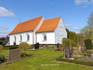 Wallsbüll Kirche St. Christophorus