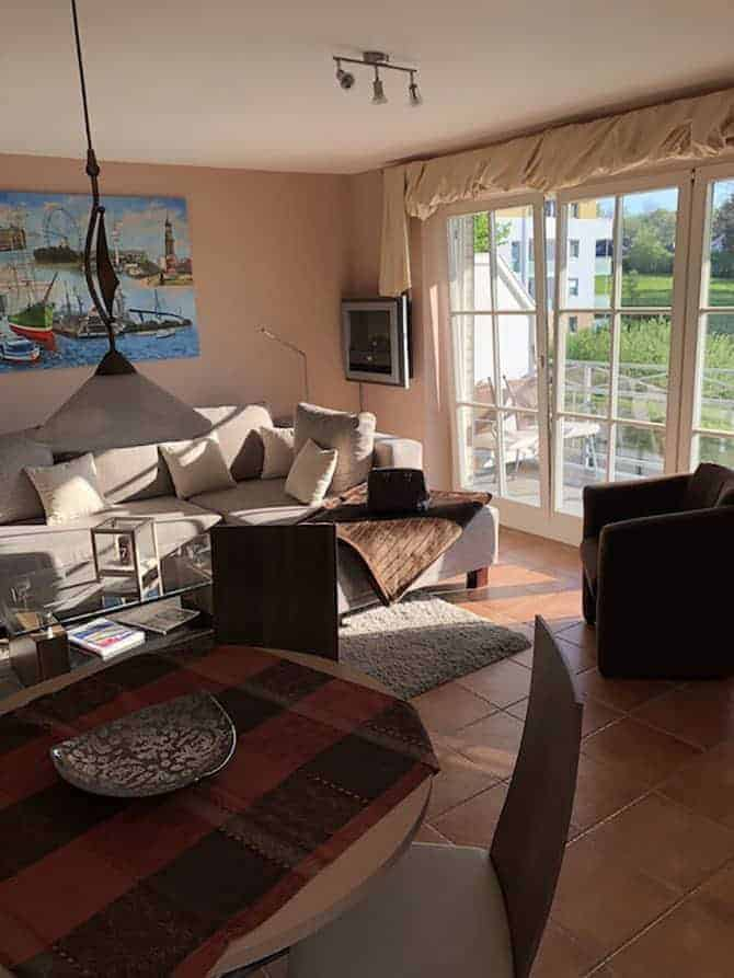 Gemütliche Ferienwohnung an der Ostsee in Scharbeutz