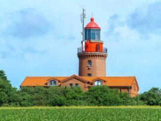 Leuchtturm Bastorf (Buk) Mecklenburger Bucht 🇩🇪 Ausflugsziele