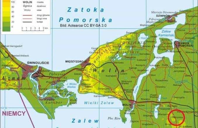 Ostromice (Wustermitz)