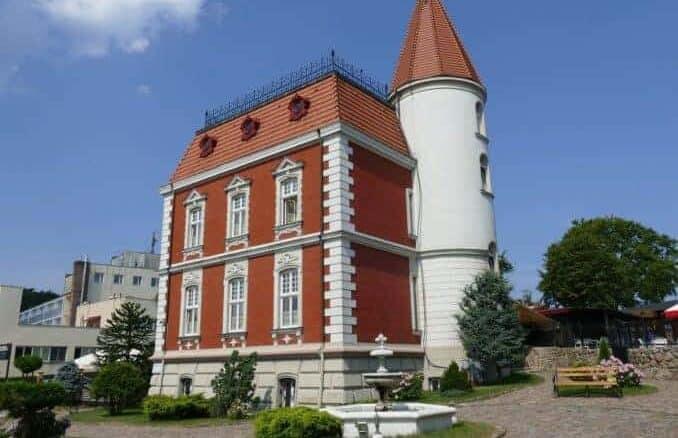 Villa Red Bismark Ustka