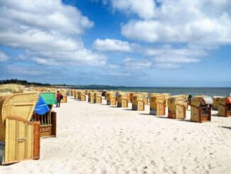 Urlaub in Burgtiefe (Fehmarn) 🇩🇪 Urlaubsorte