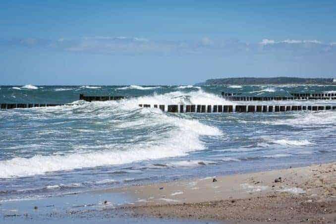 Chynowo (Chinnow) Polnische Ostsee