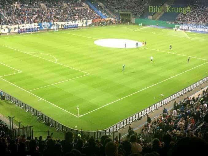 Ostseestadion Hansestadt Rostock