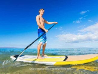 stand-up-paddle-fehmarn-326x245 SUP & Beachsport Festival & Stand Up Paddle Juli