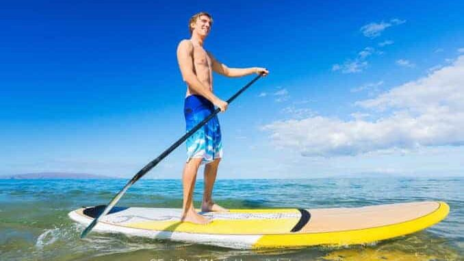 SUP & Beachsport Festival - Stand Up Paddle Fehmarn