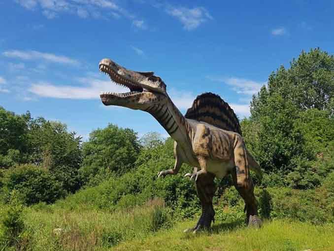 Dinosaurierland-Ruegen-1 Rügen Urlaub mit Kindern 🇩🇪 Ausflugsziele