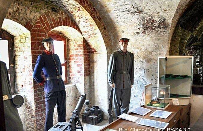 Festung Swinemünde