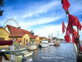 Ostsee Urlaub im Fischerdorf Freest 🇩🇪 Urlaubsorte