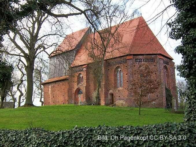 Kirche in Dambeck Bobitz