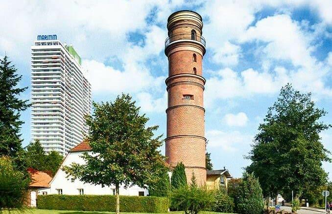 Leuchtturm Travemünde (Der Älteste von Deutschland)