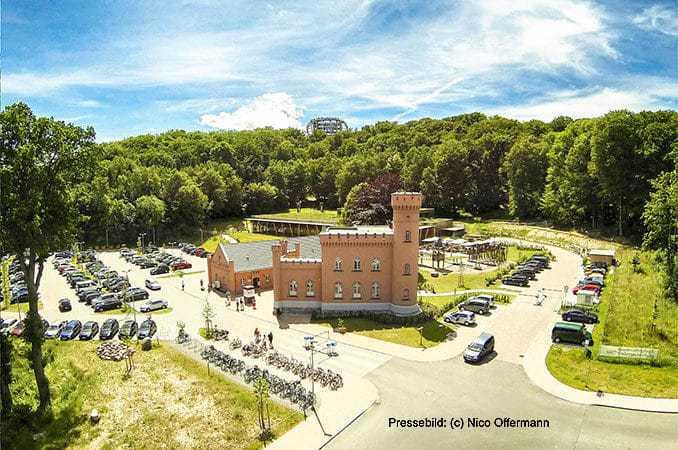 """Naturerlebniszentrum """"Naturerbe-Zentrum Rügen"""""""