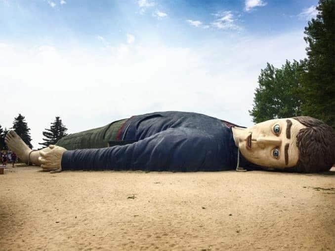 Gullivers Welt auf Usedom