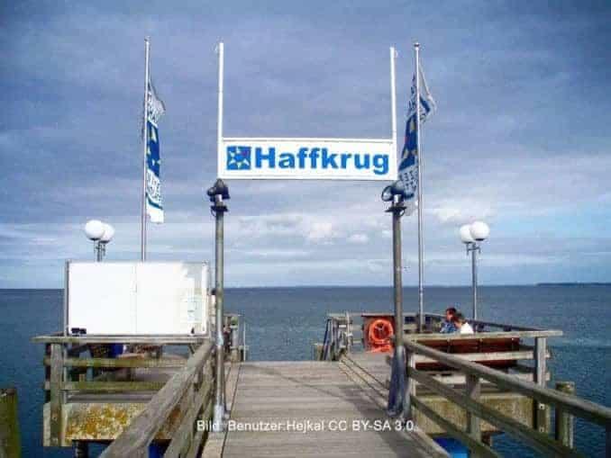 Haffkrug - Das älteste Seebad der Lübecker Bucht