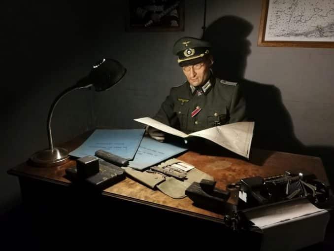 Blücher Bunker Ustka