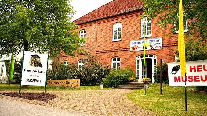Haus der Natur im Klosterdorf Cismar
