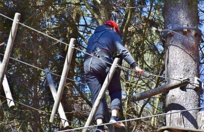 Ostsee Kletterpark Grömitz-Lensterstrand