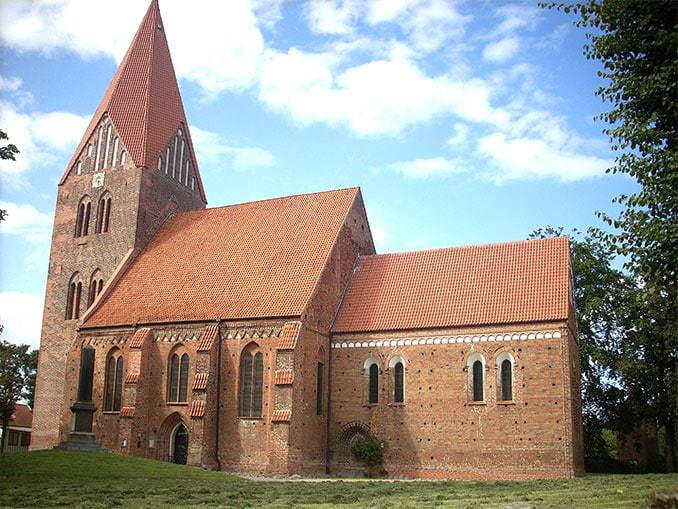 Klütz, St. Marien Lutheran Church