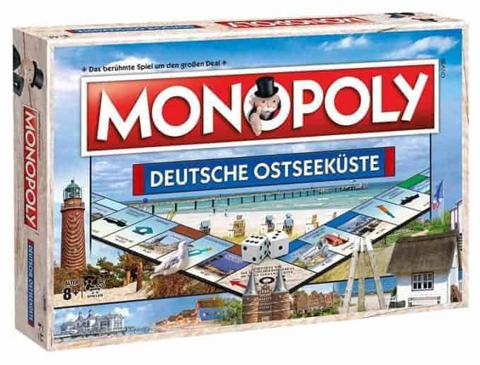 Monopoly Deutsche Ostsee