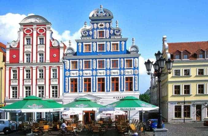 Urlaub in Stettin (Szczecin) Polnische Ostsee