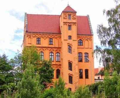 stettin-haus-orange-403x328 Urlaub in Stettin (Szczecin) 🇵🇱 Urlaubsorte
