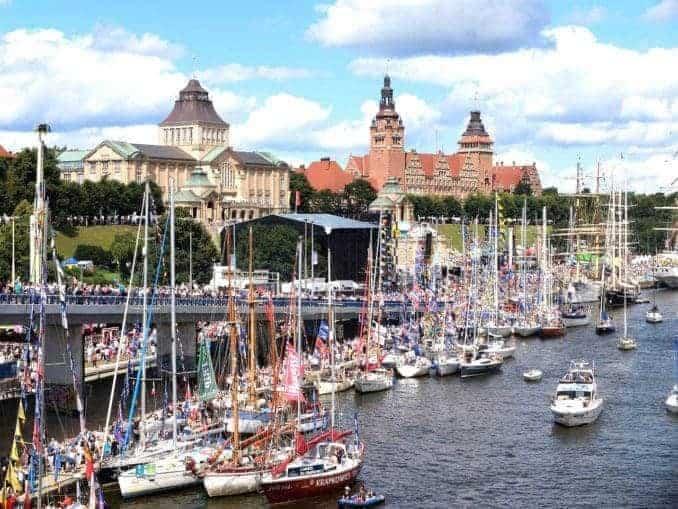 Szczecin Hafen